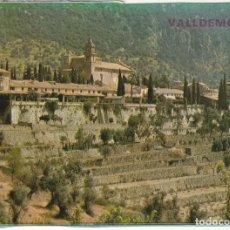 Postales: POSTAL VALLDEMOSA LA CARTUJA MALORCA .FOTOPERATOR Nº 1098. Lote 232379980
