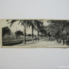 Postales: PALMA DE MALLORCA-PASEO DE SAGRERA-FOTOGRAFIA PANORAMICA ANTIGUA-VER FOTOS-(K-1493). Lote 232510845