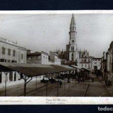 Postales: BONITA POSTAL DE MANACOR (MALLORCA)PZA. DEL MERCADO CIRCULADA EN 1931 ANTIGUA. Lote 232957485