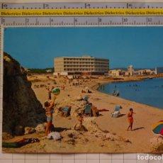 Cartes Postales: POSTAL DE MALLORCA. AÑO 1968. CAN PICAFORT DETALLE DE LA PLAYA. 875 ZERKOWITZ. 2438. Lote 233322835