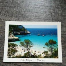 Postales: POSTAL MENORCA CALA MITJANA. Lote 233666685