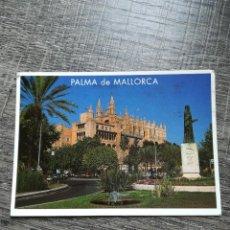 Postales: POSTAL PALMA DE MALLORCA LA SEU. Lote 233667185