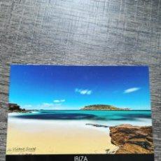 Postales: POSTAL IBIZA PLATGES DE COMTE. Lote 233668860