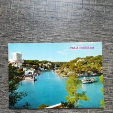 Postales: POSTAL CALA FIGUERA MALLORCA. Lote 233670550