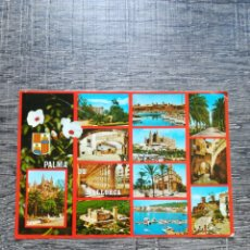 Postales: POSTAL PALMA DE MALLORCA. Lote 233671080