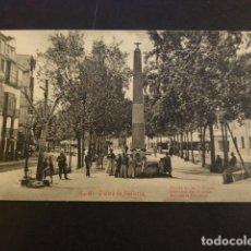Postales: PALMA DE MALLORCA FUENTE DE LAS TORTUGAS. Lote 234318105