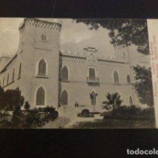 Postales: MALLORCA CASTILLO DE BENDINAT. Lote 234318370