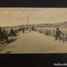 Postales: PALMA DE MALLORCA PASEO NUEVO DEL MUELLE. Lote 234319790