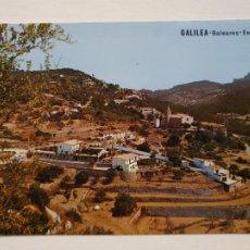 Cartes Postales: GALILEA - MALLORCA - P42349. Lote 234539620