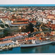 Cartes Postales: MENORCA - MAÓ / MAHÓN - VISTA PARCIAL AÉREA - P424890. Lote 234705000