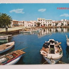 Cartoline: MENORCA - PUERTO DE FORNELLS - P42512. Lote 234709380