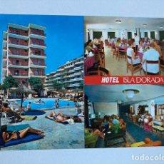 Postales: POSTAL HOTEL ISLA DORADA MALLORCA AÑOS 70 NUEVA. Lote 234909385