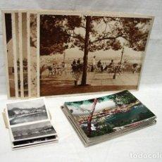 Postales: LOTE POSTALES-VISTAS-TARJETAS MALLORCA Y PROVINCIA-AÑOS 20-30-40,-50-60-POLLENSA-FORMENTOR-SOLLER. Lote 235173540