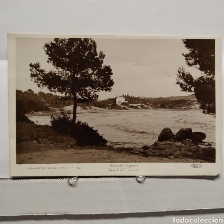 FELANITX (MALLORCA) 52 PLAYA DE LA PAGUERA, GUILERA (Postales - España - Baleares Moderna (desde 1.940))