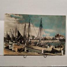 Postales: PALMA DE MALLORCA 505 LONJA Y CATEDRAL DESDE EL 'MOLLET' ZERKOWITZ, BARTOLOMÉ, FRANCESCA. Lote 235378280