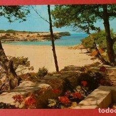 Postales: FORMENTERA (BALEARES) CALA SAHONA - EDICIONES SUBIRA -NO CIRCULADA- AÑOS 60 - BALEARES. Lote 235796355