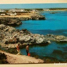 Postales: FORMENTERA (BALEARES) PANORAMICA PLAYA DE PUJOLS - EDICIONES J.JUAN -NO CIRCULADA- AÑOS 60 -. Lote 235799235