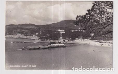POSTAL DE MALLORCA CAMP DE MAR (Postales - España - Baleares Moderna (desde 1.940))