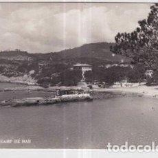 Postales: POSTAL DE MALLORCA CAMP DE MAR. Lote 235899275