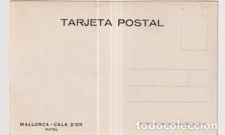 Postales: POSTAL DE MALLORCA CALA D´OR - Foto 2 - 235904045