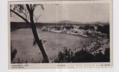 POSTAL DE MALLORCA PORTO CRISTO (Postales - España - Baleares Moderna (desde 1.940))