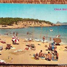 Postales: SAN ANTONIO - IBIZA - CALA BASSA. Lote 236114705