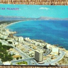 Postales: C'AN PICAFORT - MALLORCA. Lote 236115090