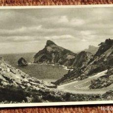 Postales: FORMENTOR - MALLORCA - EL COLOMER - EDICIONES ROCO. Lote 236115510