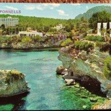 Postales: CALA FORNELLS - MALLORCA. Lote 236116290