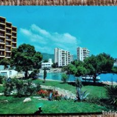 Postales: PALMA DE MALLORCA - CAS CATALA Y SAN AGUSTIN. Lote 236117170