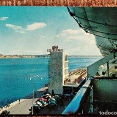 Postales: PALMA DE MALLORCA - ESTACION MARITIMA. Lote 236118550