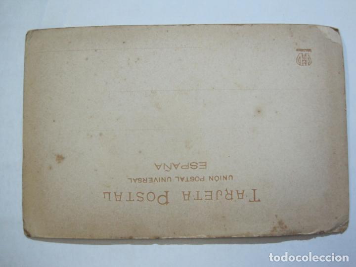 Postales: MALLORCA-VISTA DEL CASERIO DE LA BONANOVA-REVERSO SIN DIVIDIR-HAUSER Y MENET-POSTAL ANTIGUA-(77.013) - Foto 3 - 236446620