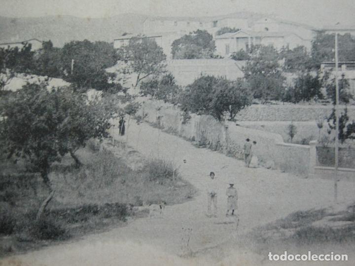 Postales: MALLORCA-VISTA DEL CASERIO DE LA BONANOVA-REVERSO SIN DIVIDIR-HAUSER Y MENET-POSTAL ANTIGUA-(77.013) - Foto 4 - 236446620