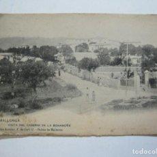 Postales: MALLORCA-VISTA DEL CASERIO DE LA BONANOVA-REVERSO SIN DIVIDIR-HAUSER Y MENET-POSTAL ANTIGUA-(77.013). Lote 236446620
