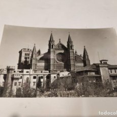 Postales: MALLORCA - POSTAL PALMA - TORRES DE LA CATEDRAL. Lote 237298400