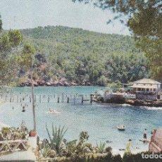 Cartes Postales: PALMA DE MALLORCA PLAYA CAMP DE MAR. ED. ARCHIVO ARTISTICO Nº 1054. AÑOS 50. CIRCULADA. Lote 237755645