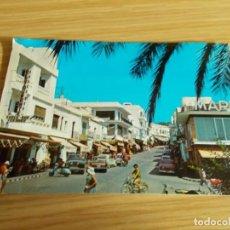Cartes Postales: SAN ANTONIO ABAD ( BALEARES ) CALLE SAN VICENTE. Lote 238243670