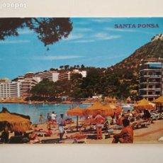 Postales: POSTAL SANTA PONSA (MALLORCA) ESCRITA Y CIRCULADA REF 1412 EDICIONES BOHIGAS. Lote 238336875