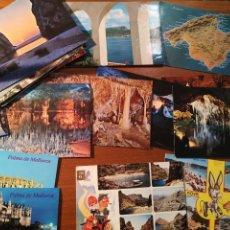 Postales: 27 POSTALES BALEARES AÑOS 60 70. Lote 238495155