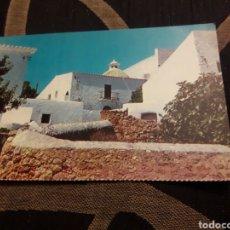 Postales: ANTIGUA POSTAL DE SANTA EULALIA, IBIZA. Lote 242222120