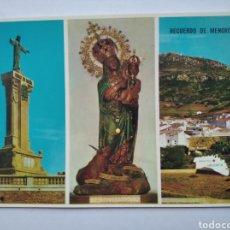 Postales: POSTAL MENORCA 1080 VIRGEN DEL MONTE TORO PATRONA MENORCA ED ARTEGRAFICA. Lote 243262045