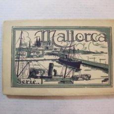 Postales: MALLORCA-SERIE I-BLOC CON 20 POSTALES ANTIGUAS-HAE-VER FOTOS-(77.663). Lote 243625415