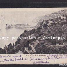 Postales: POSTAL DE ESPAÑA - MALLORCA - MIRAMAR. Lote 244004120
