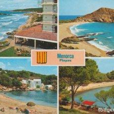 Postales: (9022) MENORCA. PLAYAS. Lote 244593135