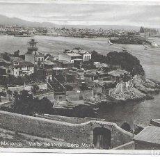 Postales: POSTAL PALMA DE MALLORCA ISLAS BALEARES VISTA GENERAL CORP MARI. Lote 245109350