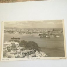 Postales: MALLORCA, VISTA GENERAL DE PALMA. FOTO TRUYOL.. Lote 245574780