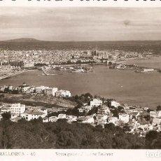 Postales: PALMA DE MALLORCA Nº 40 VISTA GENERAL GUILERA S.C.. Lote 245644930