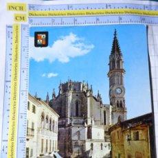 Postales: POSTAL DE MALLORCA. AÑO 1964. MANACOR, PARROQUIA VIRGEN DE LOS DOLORES. 1594 ESCUDO ORO. 3284. Lote 245743380