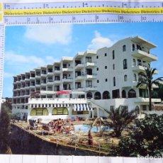 Postales: POSTAL DE MALLORCA. AÑO 1968. CALA D'OR HOTEL COSTA DEL SUR. 518 CYP. 3287. Lote 245743470