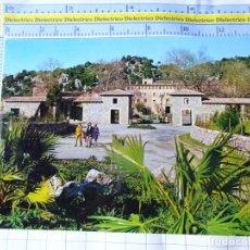 Postales: POSTAL DE MALLORCA. AÑO 1970. SANTUARIO DE LLUC, ENTRADA. 25 PLANAS. 3293. Lote 245743595